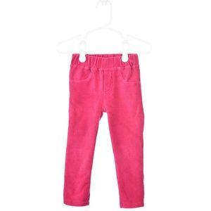Young Hearts Pink Corduroy Pants